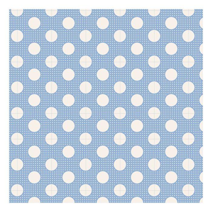 Tilda Medium Dots blau