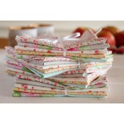 Stoffpaket Moda Fabrics First Romance - Fat Eight