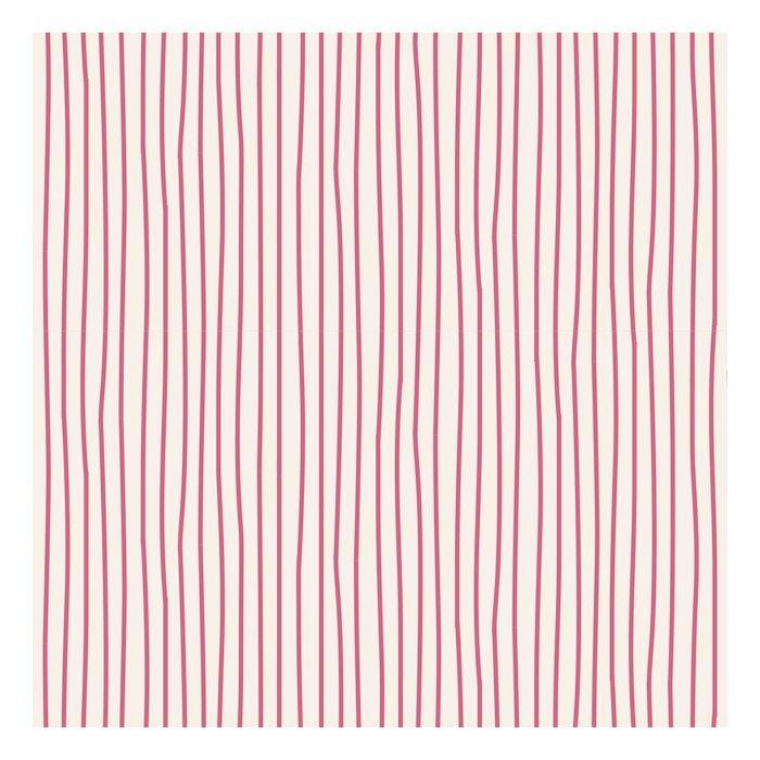 Tilda Stoff Pen Stripe pink