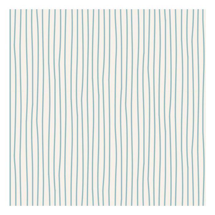 Tilda Pen Stripe hellblau