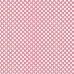 Tilda Paint Dots pink