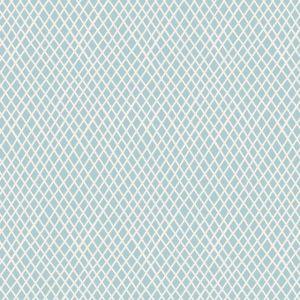 Tilda Crisscross hellblau