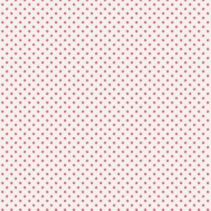 Tilda Stoff Tiny Dots pink