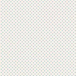 Tilda Tiny Dots hellblau