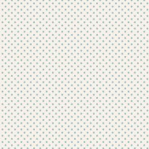 Tilda Stoff Tiny Dots hellblau