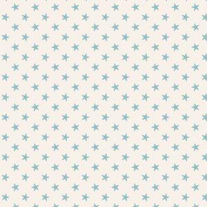 Tilda Stoff Tiny Star hellblau