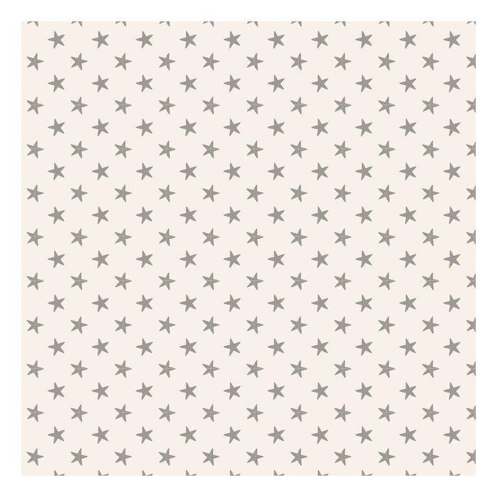 Tilda Stoff Tiny Star grau