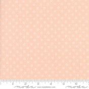 Moda Fabrics Smitten Little Darling Dot Blush