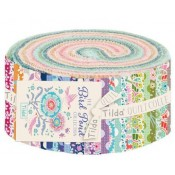 Tilda Jelly Roll Stoffrolle Bird Pond