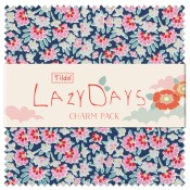 Tilda Charm Pack Lazy Days