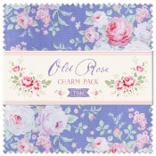 Tilda Charm Pack Old Rose