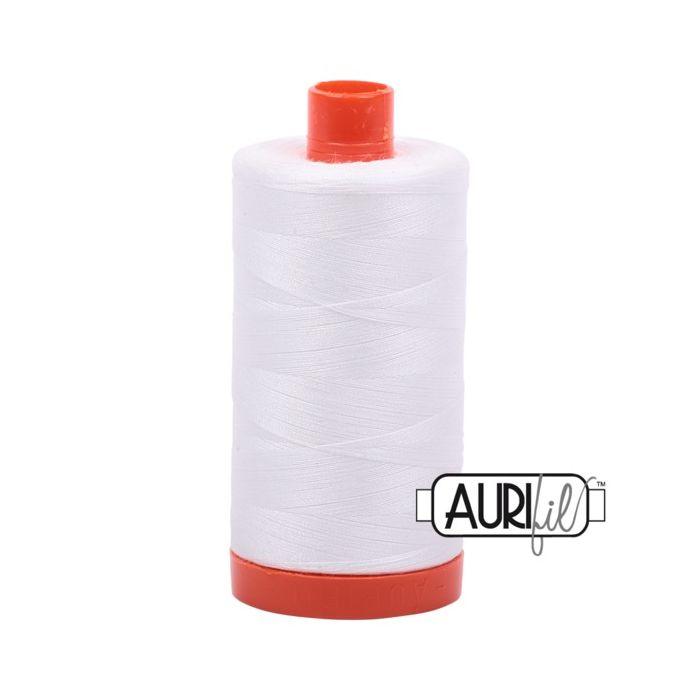 Aurifil Garn Natural White