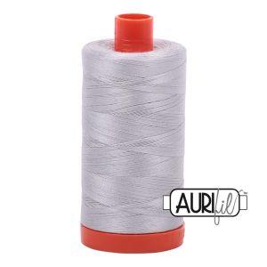Aurifil Garn Aluminium