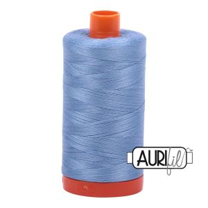 Aurifil Garn Light Delft Blue