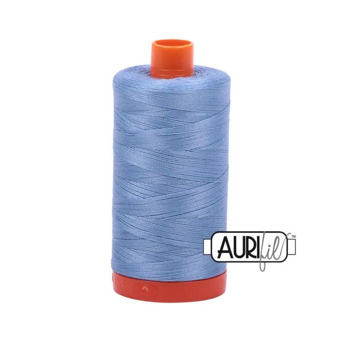 Aurifil Garn Light Delft Blue