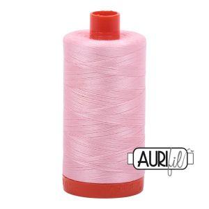 Aurifil Garn Baby Pink
