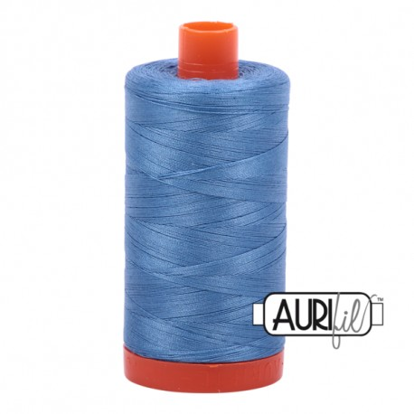 Aurifil Garn Light Wedgewood
