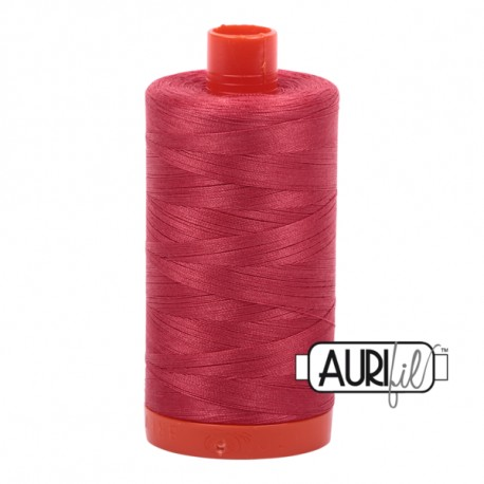 Aurifil Garn Red Peony
