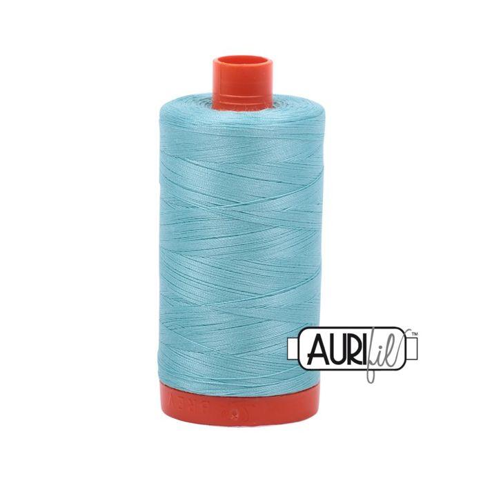 Aurifil Garn Light Turquoise