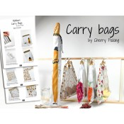 Stoff Panel Carry Bags von Cherry Picking