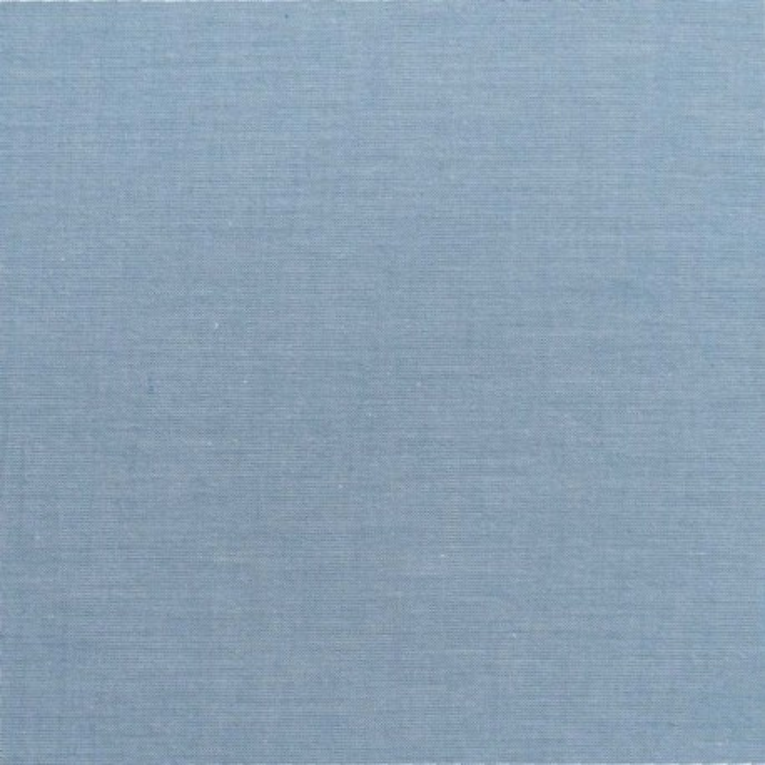 Tilda Chambray Uni blau
