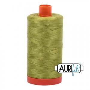 Aurifil Garn Light Leaf Green