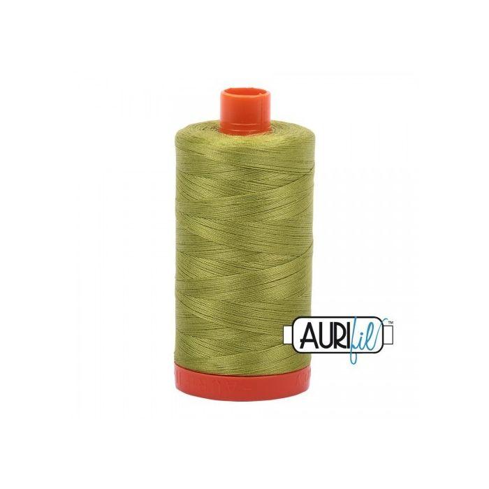Aurifil Garn Light Leaf Green