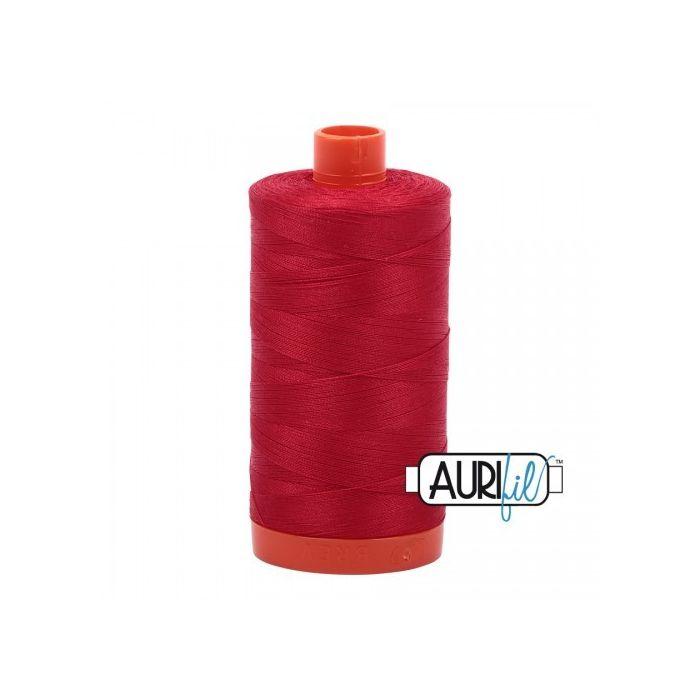 Aurifil Garn Red