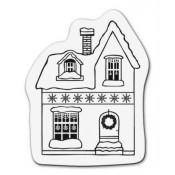 Stempel Clear Stamp Haus