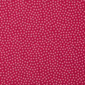 Swafing Webware Dotty pink mit Punkten