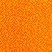 Swafing Webware Dotty orange mit Punkten