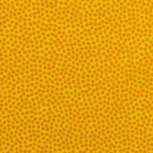 Swafing Webware Dotty gelb mit Punkten