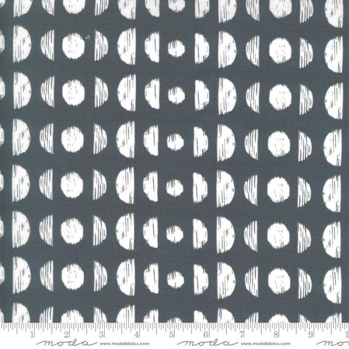 Moda Fabrics Illustrations Phases grafit