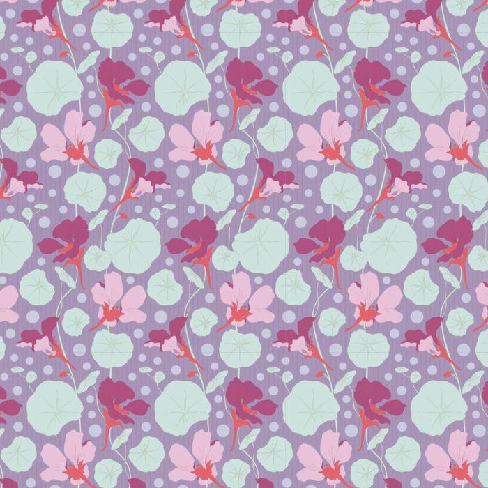 Tilda Nasturtium lavendel