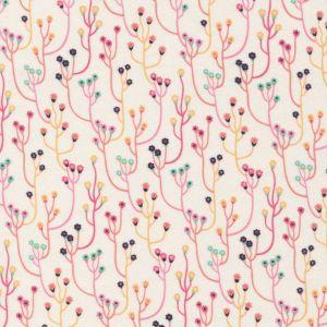 Cloud9 Fabrics Tropical Garden Upward