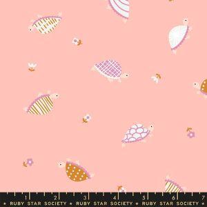 Moda Fabrics Tarry Town Tarry Peach Fizz