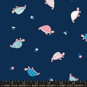 Moda Fabrics Tarry Town Tarry Navy