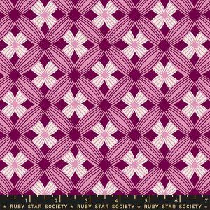 Moda Fabrics Tarry Town Tufted Purple Velvet