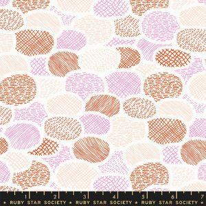 Moda Fabrics Tarry Town Ovals Pecan