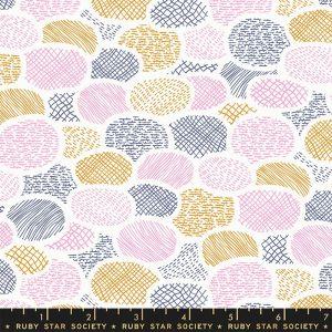Moda Fabrics Tarry Town Ovals Honey