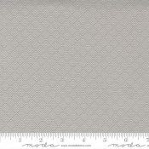 Moda Fabrics Christmas Morning Comfort Texture Silver