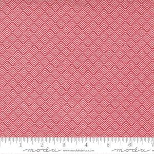 Moda Fabrics Christmas Morning Comfort Texture Cranberry