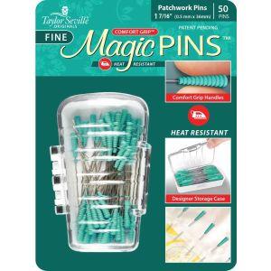 Taylor Seville Magic Pins Stecknadeln Patchwork fein