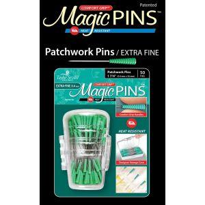 Taylor Seville Magic Pins Stecknadeln Patchwork extra fein
