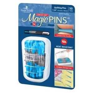 Taylor Seville Magic Pins Stecknadeln Quilting
