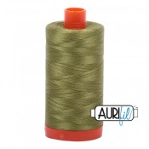 Aurifil Garn Olive Green