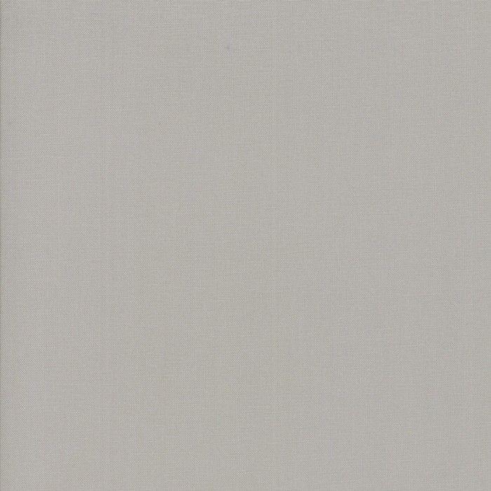 Moda Fabrics Bella Solids Uni Gray