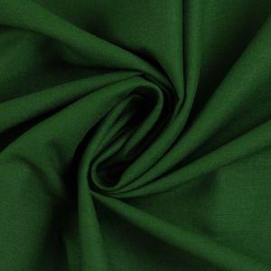 Swafing Baumwollstoff Heide Uni dunkelgrün