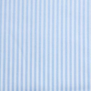 Swafing Stoff Caravelle hellblau mit Streifen
