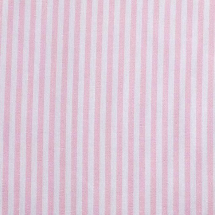 Swafing Stoff Caravelle rosa mit Streifen